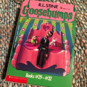 Other - Vintage goosebumps books